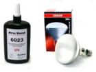 Kleje i narzędzia do klejenia na UV